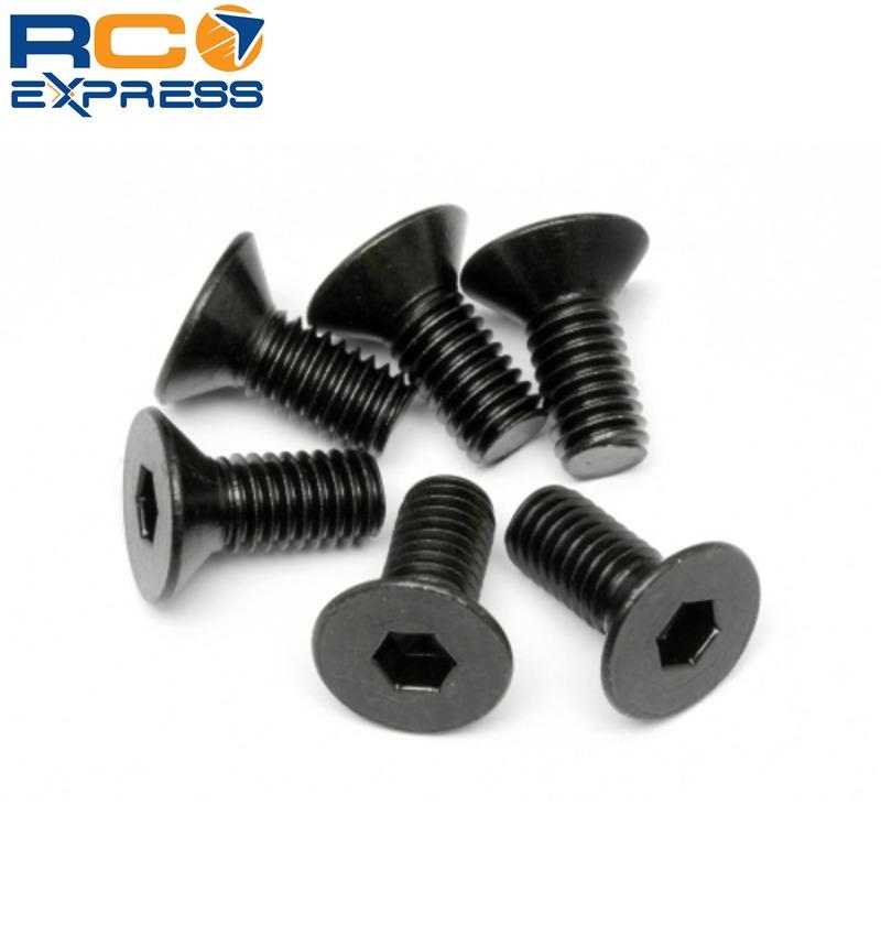 pcs Racing w// CASE 1//5 HPI BAJA 5R Stainless Steel Hex Head Screw Kit 350