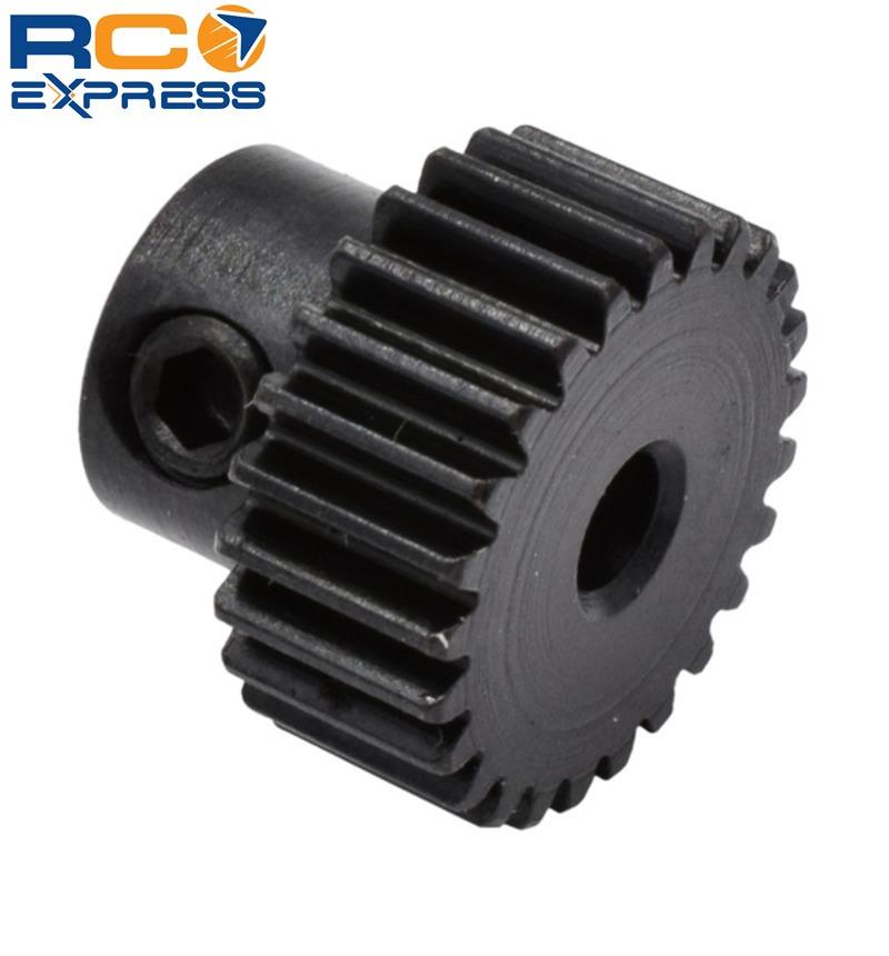 Hot Racing CSG1825 25t 48p Hardened Steel Pinion Gear 1//8 Bore