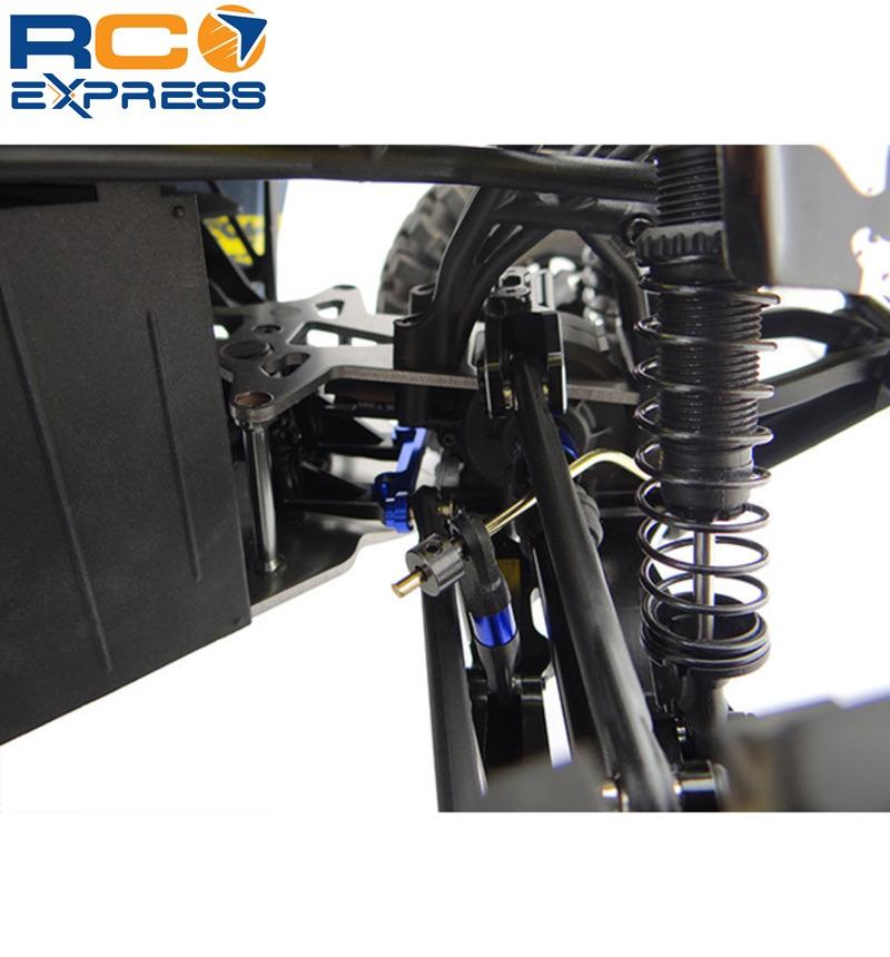 Hot Racing 1//10 Losi Rock Baja Rey Aluminum Front Sway Bar Set LRR311F