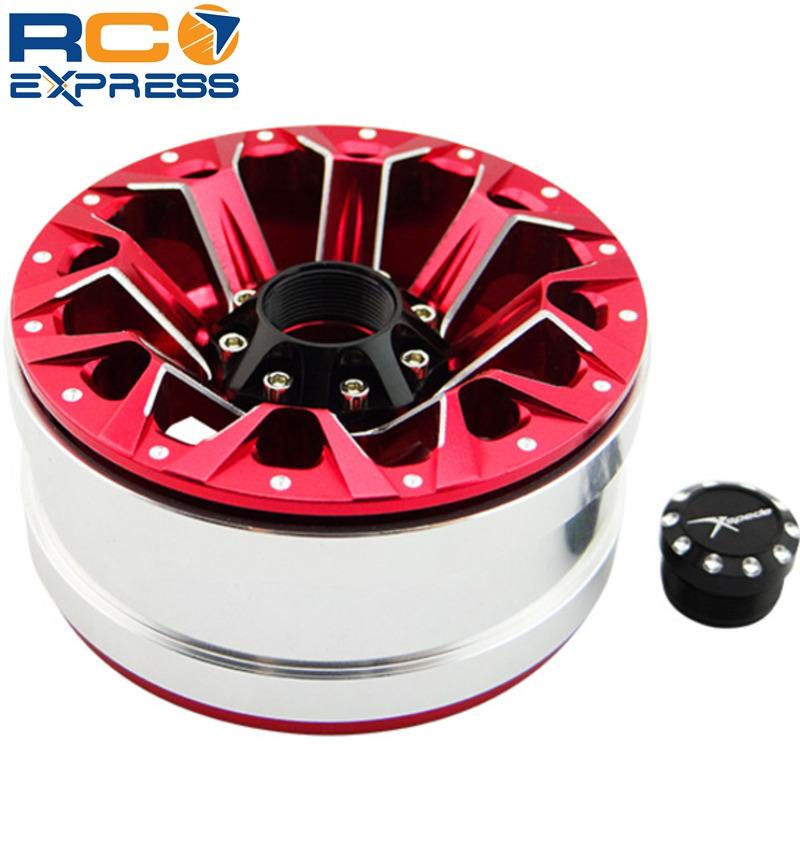 XPBL19EY02 X Spede 1.9 Aluminum Y Type Beadlock Wheels 4