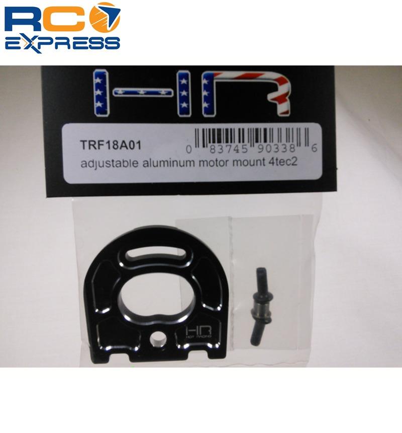 New Hot Racing Traxxas 4 Tec 2 Adjustable Aluminum Motor Mount TRF18A01