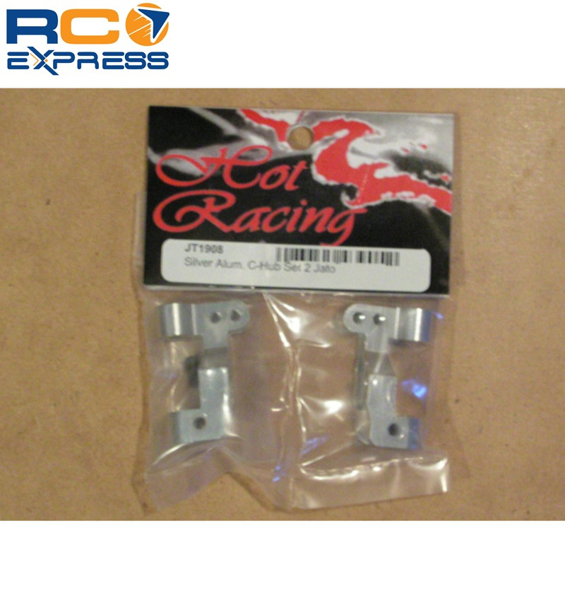 Hot Racing Traxxas Jato aluminum c-hub set JT1908