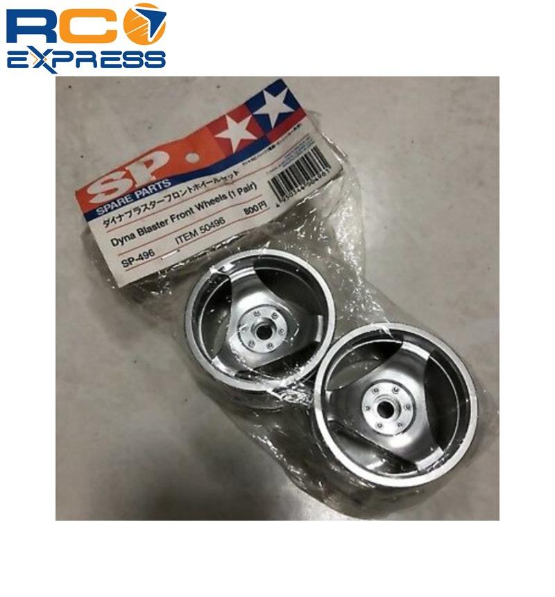 2 pieces Tamiya 9804560 RC Rear Wheel DT-02 Street Rover Speelgoed ...